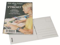 Backemarks vykortsbaksidor 8-pack