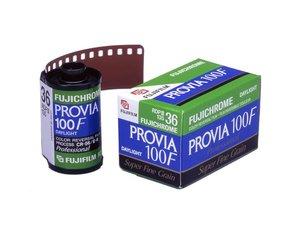 FUJI CHROME PROVIA F100 135/36