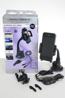 Universal Starter Kit for smart phones