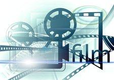 Hyr filmprojektor