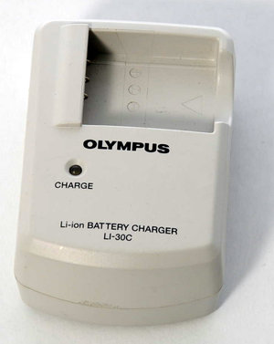 Olympus orginalladdare Li-30C