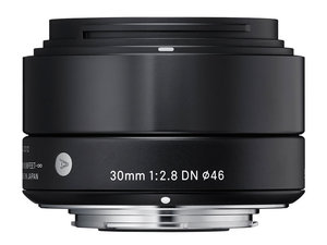 Sigma 30/2,8 DN Art for Olympus/Panasonic m4/3