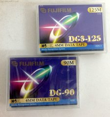 Fujifilm DG 4mm data tape
