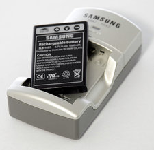 Samsung batteriladdare SLB-1037
