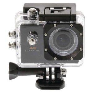 Camlink Action Kamera 4K Ultra HD WiFi Svart CL-AC40