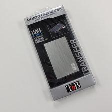 Kort läsare Tnb USB 2.0 med USB hubb