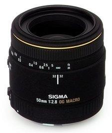 Sigma EX 50/2,8 DG Macro 1:1 Nikon