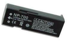 Batteri motsvarande Minolta MNP 700|Samsung SLB-0637