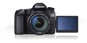 Canon EOS 70D + 18-135/3,5-5,6 IS STM