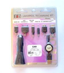 TnB Univeral recharging kit