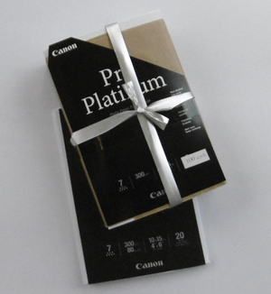 "Canon Pro Platinum ""Bulkpackning"""