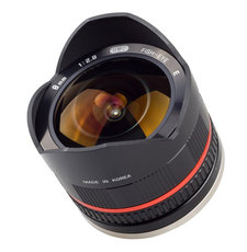 SAMYANG 8MM FISHEYE F2,8 (APS-C)