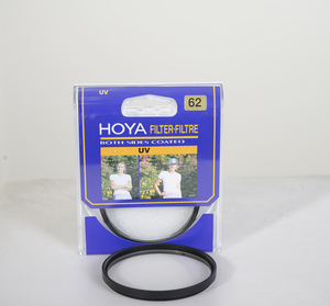 Hoya UV filter 62 mm
