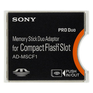 Compact flash slot AD-MSCF1