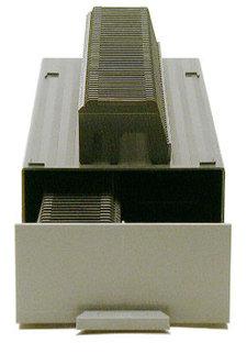 Gepe arkivlåda 2x50 inkl universalmagasin