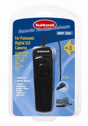 Hähnel trådutlösare Panasonic