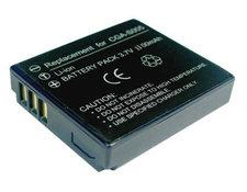 Batteri motsvarande Panasonic CGA-S005|BCC12|Fujifilm NP-70