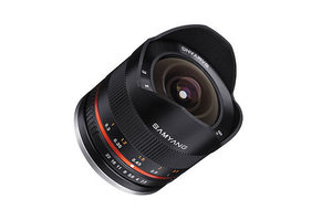 SAMYANG 8MM FISHEYE F2,8 Fuji X