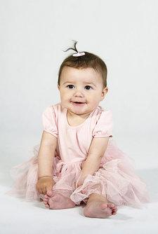 Barnporträtt - Ateljéfotografering